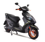 Green City High Power 1200W Electric Scooter Electric Motorcycle