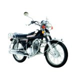 CG Motorcycles with The Round Headlight (JD125-17A-II)