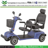 Double Seat Four Wheels Electric Mobility Scooter with Big Power