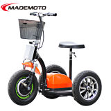 2016 3 Wheels Powered Unicycle Electric Scooter