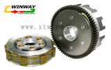 Ww-5306 Motorcycle Part, Cg150 Motorcycle Clutch Assembly,