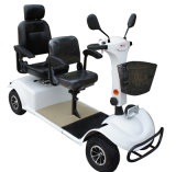 Electric Double Seat Mobility Scooter Mj-15-2