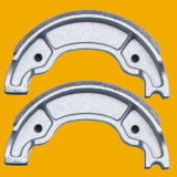 Ybr125 Motorcycle Brake Shoe, Motorbike Brake Shoe for Honda