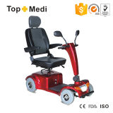Topmedi Hot Selling 3 Wheels Mobility Electric Wheelchair Scooters