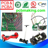 PCBA Whole Sets Parts Unit with Printed Circuit Board Assembly Module for Balance Scooter, or Two Wheel Control Bike Mini Car Devices