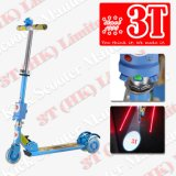 100mm PVC Wheel Promotional Kick Scooter with Laser Projector