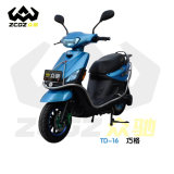 Zhong Chi Td-106 High Quality Fashion Electric Motorbike with 800W Motor E-Bicycle