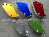 CNC Aluminum and Plastic Motorcycle Chain Cover