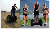 Powerful 19in / 48cm Tubeless Tires Self Balance Electric Scooter with Remote Control