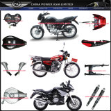 Motorcycle Spare Parts for Street Bike