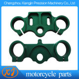 CNC Machining Aluminium Alloy Anodized Motorcycle Triple Clamps
