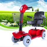 Wholesale 250W 4 and Four Wheel Folding Mobility Electric Scooter