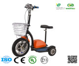 OEM! Zappy 3 Wheels Electric Tri-Cycle Scooter with EEC Certificate