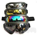 Anti-Fog Goggles/Wind Glasses for Motorcycle Riders (AG013)