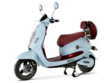 Retro Classic Electric Scooter with Portable Tool Box