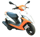 100cc High Speed Street Alloy Wheel Motorcycle (SL100T-A2)