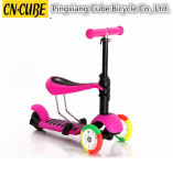 2015 New Style Colourful 3 Wheel Kick Scooter
