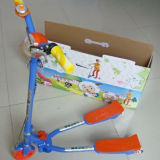 Frog Scooters / Kids Scooter/ Scooter/Swing Bike (JY-WSC-001)