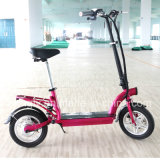 300W Brushless Motor Folding Electric Mobility Scooter for Sale