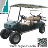 Utility ATV Farm Vehicle, Eg2040asz, Pure Electric, Aggressive Tire, for Hunting, with Brush Guard, Front Basket