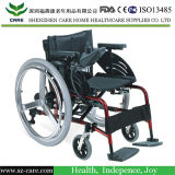 Electric Motor Powered Wheelchairs with CE and ISO