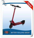 36V 350W Foldable E-Scooter with Samsung Battery Pack and Rear Brushless Motor