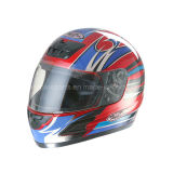 Full Face Motorcycle Safety Helmet with Different Color (AH016)