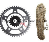 14t Sprocket for ATV Cross Bike Chinese Scooter Qj Keeway Honda Suzuki GS125 Gn150 Cg Motorcycle Chain Part