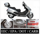 2008 Model 150 / 250cc Scooter EEC / EPA / CARB Approved