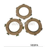 Motorcycle Part Clutch Disc (Vespa)