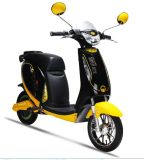 350W Environment Friendly Electric Scooter with Pedals Electric Motorbike