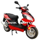EEC, 125cc/50cc Gas Scooter, Scooter, Motorcycle with 4-Stroke/2-Stroke, Motor Scooter