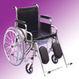 Medical Commode Wheelchair (ME228)