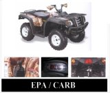 2008 Model Utility ATV 700cc 4WD/ CVT - EPA / CARB Approved
