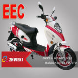 EEC Gas Scooter (ZW125T-6)