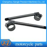 Anodizing Motorcycle Aluminum CNC Machined Clip on Handle Bar