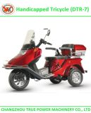 110cc Single Seat for Handicapped and Disabled Scooter (DTR-7)