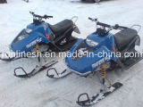 150cc Kids Snowmobile/Child Snow Mobile/Snow Sled/Snow Ski/Toddler Snow Scooter with Reverse, CE