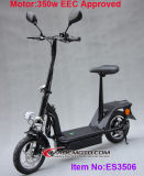350W or 500W Optional EEC Electric Scooter with Pedal
