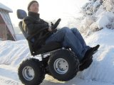 4x4 All Terrain Wheelchairs, Climb Stairs Wheelchair