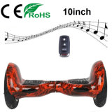 Hot Sale 10inch Bluetooth Electric Scooter in China Factory