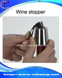 Metal Wine Stopper for Wedding Gift