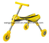 3 Wheels Children Rearhorse Scooter (WY-KT002Y)