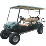 Hunting Golf Carts, Electric, 6 Seats with Foldable Seats, Eg2040asz