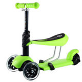 3 in 1 Function Child Scooter Kids Scooter with Optional Color