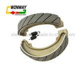 Ww-5142 Non-Asbestos, CT100motorcycle Shoe Brake