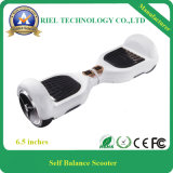 2015 Newest Motor White Color Fashion Electronic Self Balance Scooter