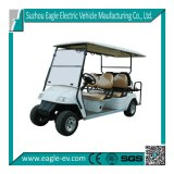 Electric Utility Buggy, Eg2048ksf, 6 Seater, with Jump Seat, 48V 4kw DC Motor,