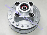 Yog Motorcycle Spare Parts Wheel Rear Hub Complete Damper Bush Back Hub Indian Model Bajaj Tvs Honda Suzuki YAMAHA Italika Scooters Akt Wanxin