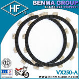 VX250A Clutch Plate, Motorcycle Spare Parts